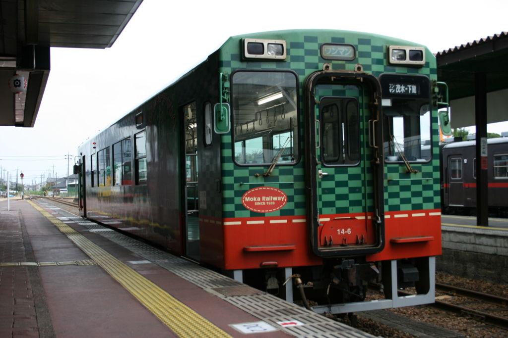 真岡鐵道のディーゼルカー