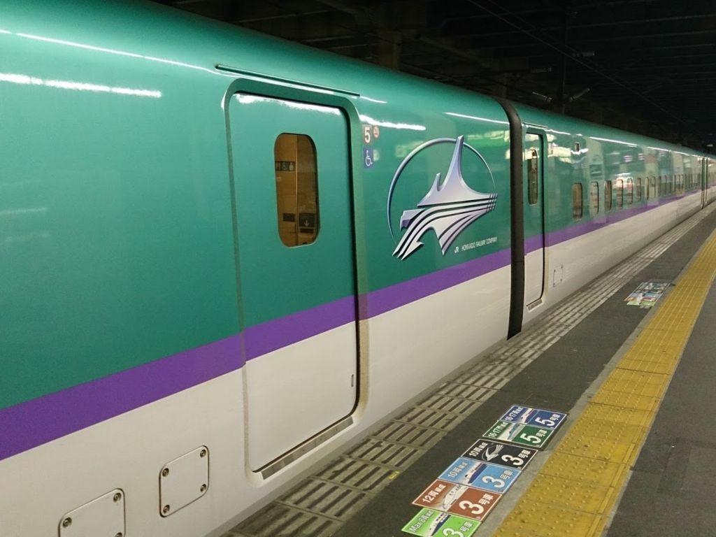 北海道新幹線 H5系車両