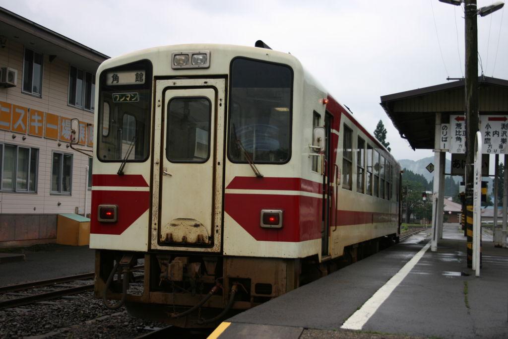秋田内陸縦貫鉄道のディーゼルカー