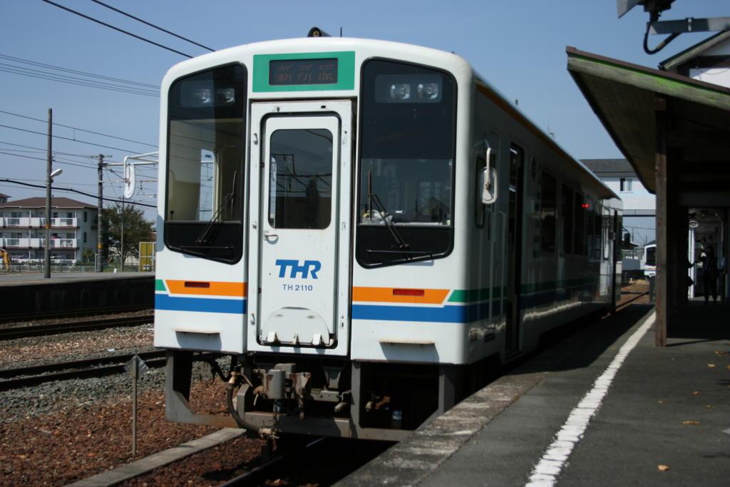 天竜浜名湖鉄道の気動車