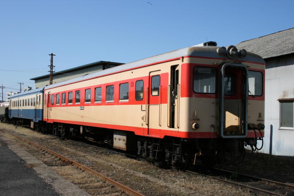 ひたちなか海浜鉄道の気動車