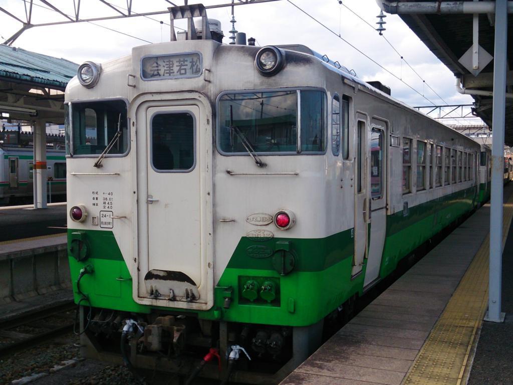 国鉄型気動車キハ40