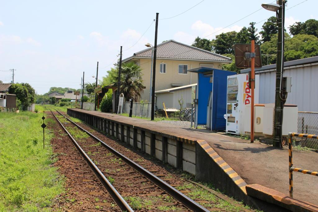 関東鉄道 竜ケ崎線