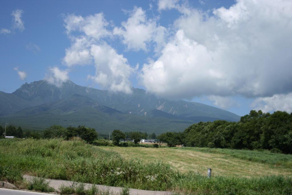 野辺山高原から見る八ヶ岳