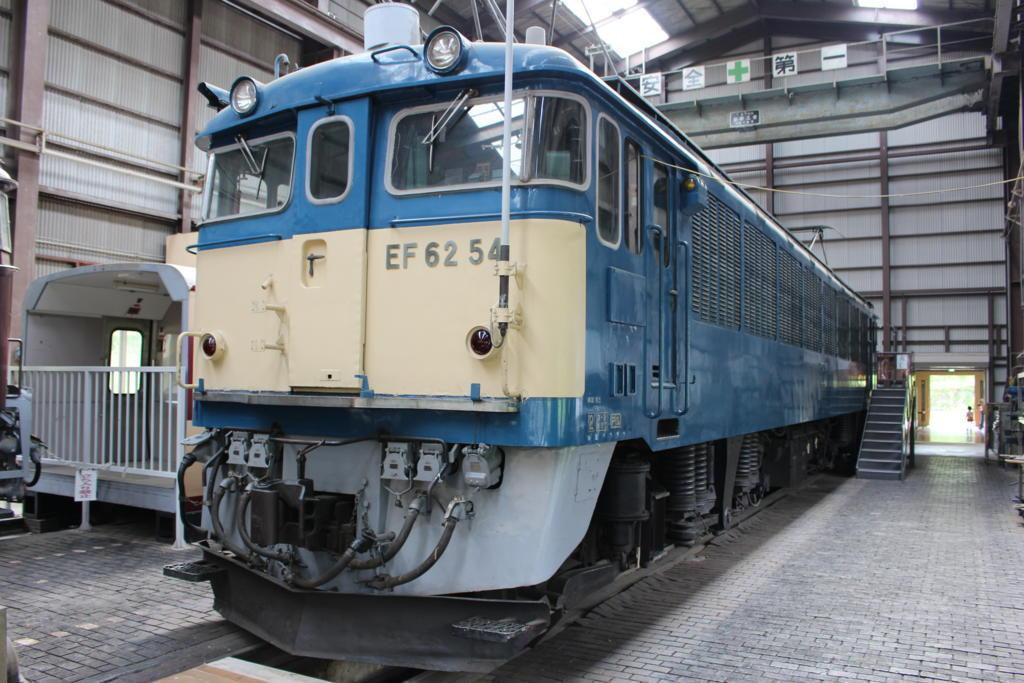 EF62形電気機関車