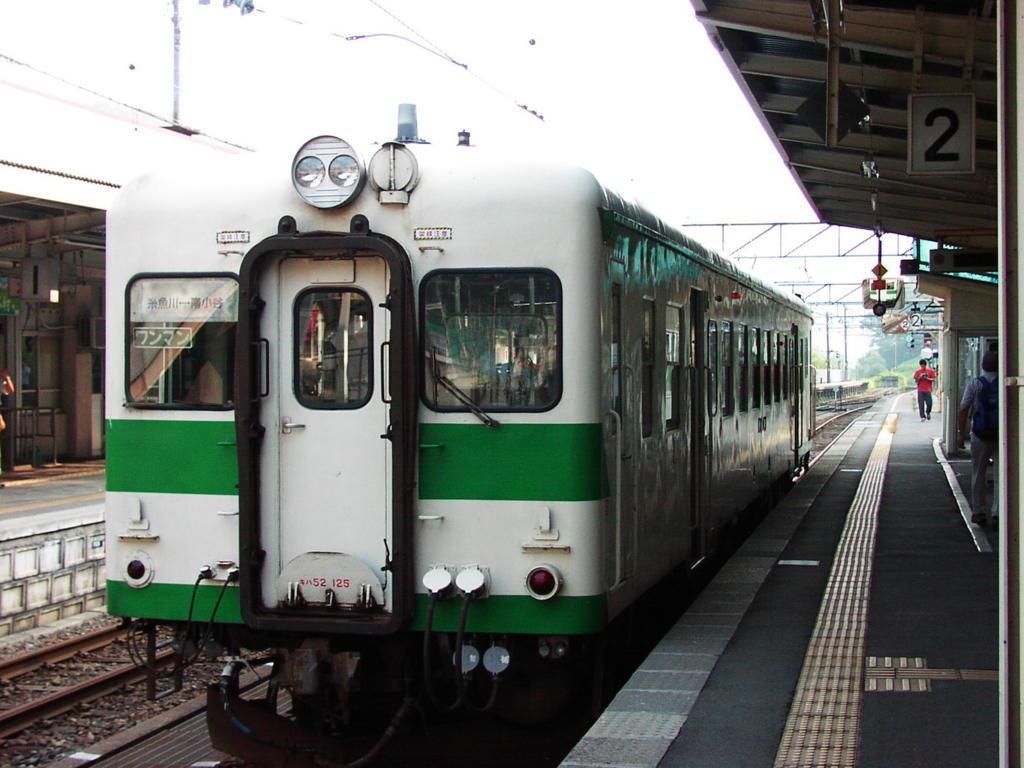 JR西日本時代のキハ52