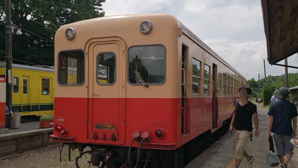 小湊鉄道キハ200形
