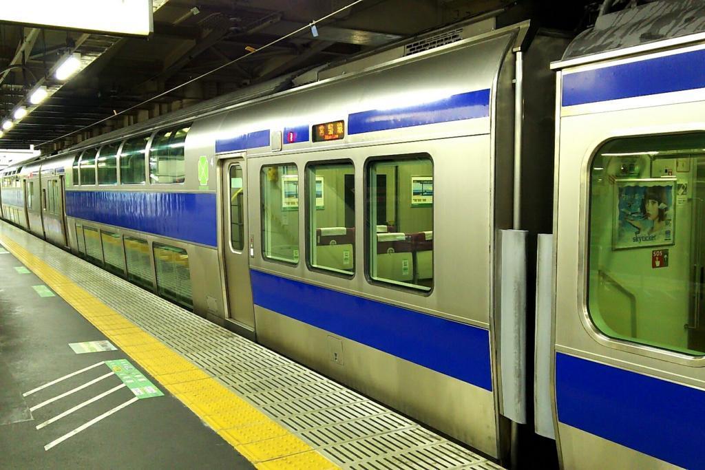 常磐線のグリーン車