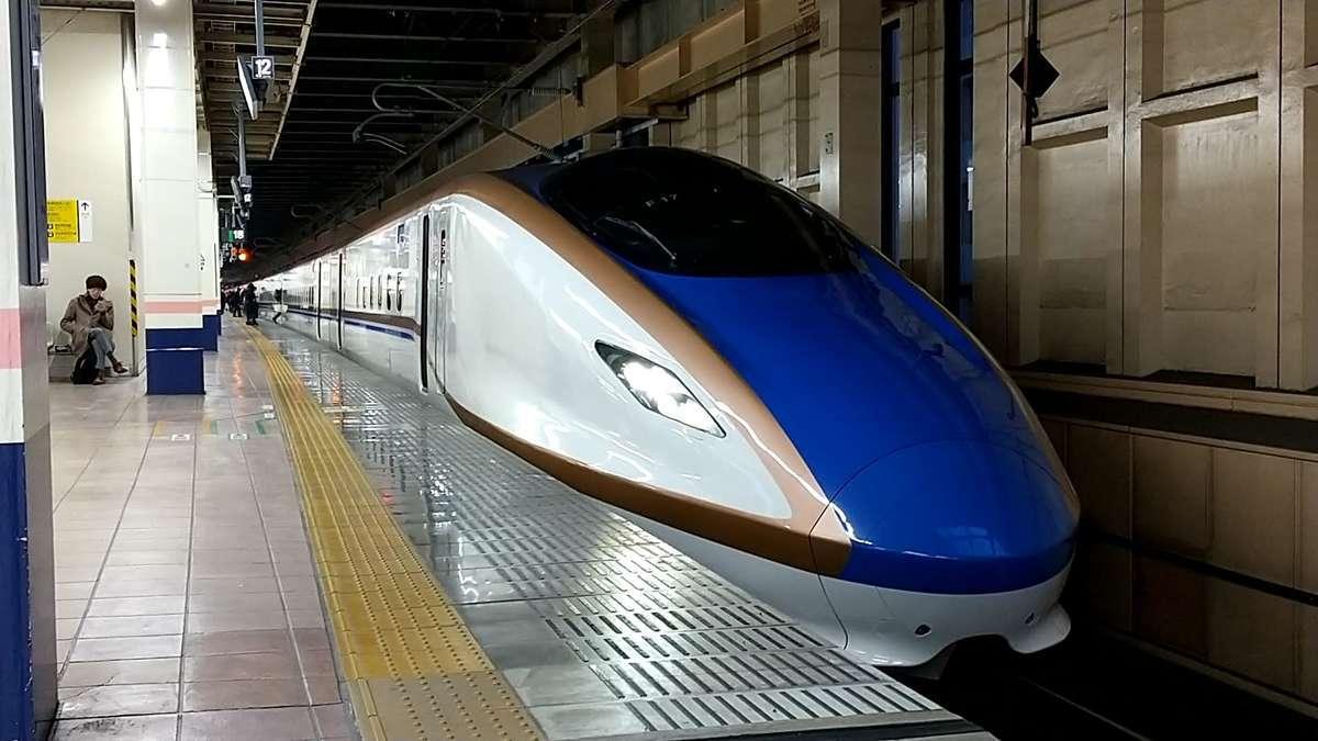 「タッチでGo!新幹線」での乗車でも「JRE POINT」が貯まる!
