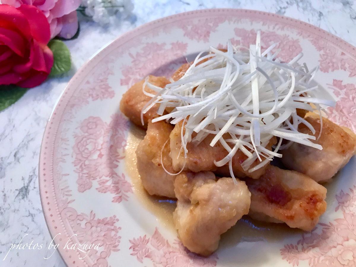 鶏むね肉の甘酢唐揚げ