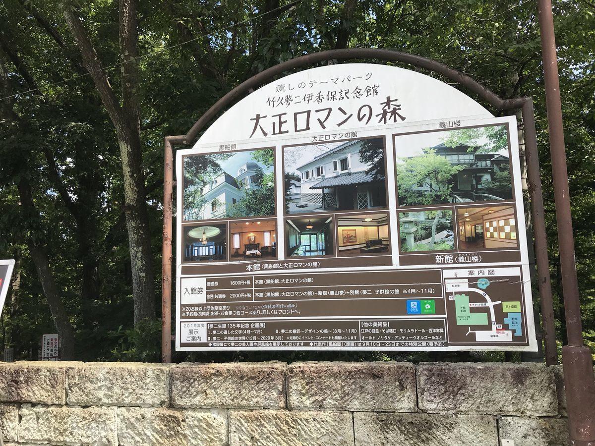 竹下夢二記念館