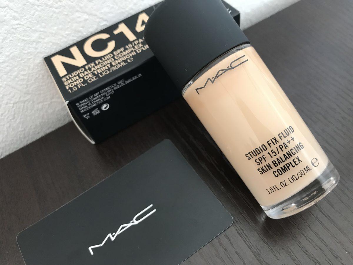 MAC スタジオフィックスNC14