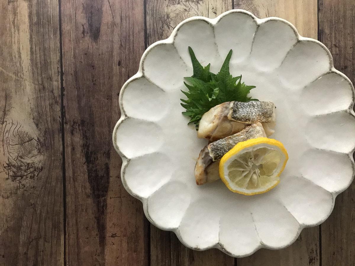 真鱈の柚庵焼き