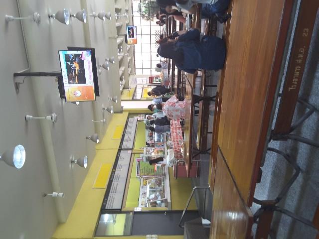 チュラロンコン大学の食堂