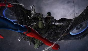 スパイダーマン:ホームカミングのヴィラン「ヴァルチャー」を原作とコンセプトアートで詳しく解説!