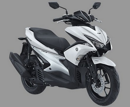 Harga Motor Matic Yamaha Aerox 155 Terbaru Di Indonesia