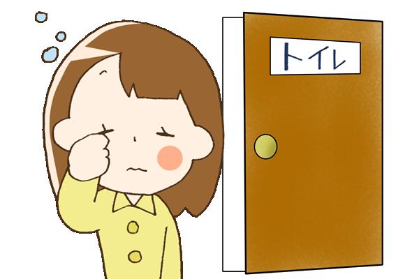 夜中にトイレに起きる~腎機能低下の原因と夜間頻尿対策