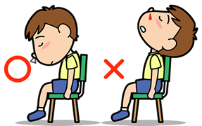 鼻血の正しい止血方法は前かがみになる、鼻を圧圧迫する、眉間を冷やすです。d
