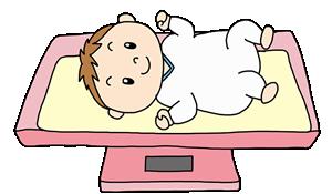 産まれたときに体重が小さい赤ちゃんのリスク