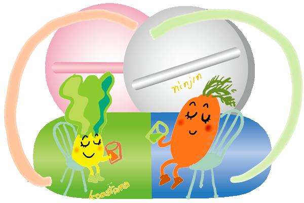 天然ビタミンサプリと合成サプリメント~デメリットとメリット