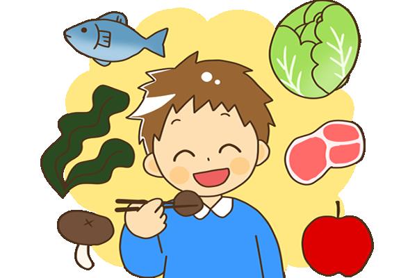 一日に必要な栄養素を四群点数法で~ダイエットの食事つじつま合わせ