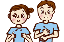 指体操、慣れてきたら難易度アップに挑戦して脳を活性化