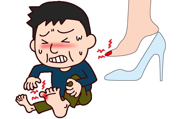 骨まで愛して~足の親指の付け根の骨が痛いのよ※外反母趾痛みの対処