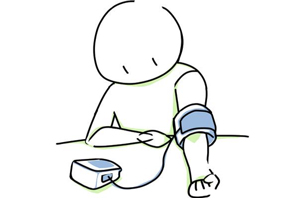 健康維持のコツは?体調を自分で管理するポイント、まず血圧、血糖値を計る・記録する