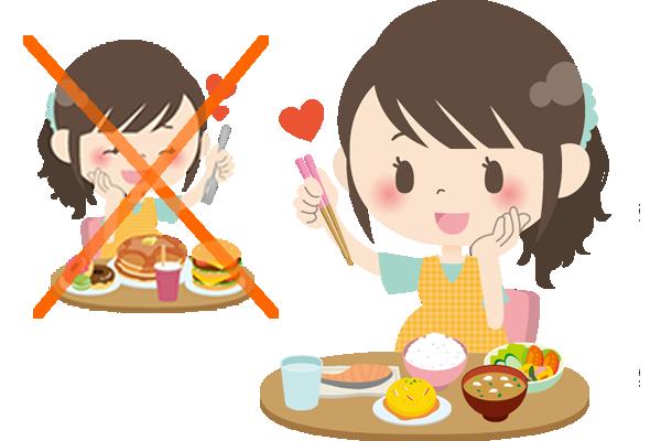 妊婦の栄養・食生活~体重管理と健康維持に食事とサプリを考える