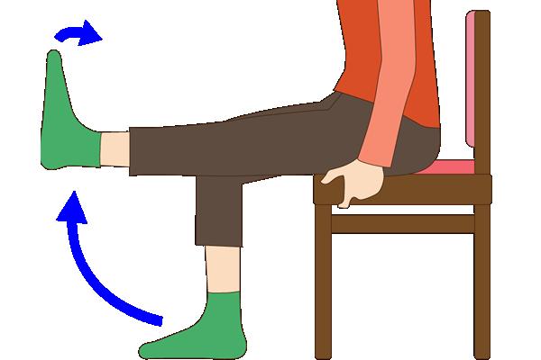 膝が痛いのは運動で改善!自宅で出来きる簡単筋トレとストレッチ
