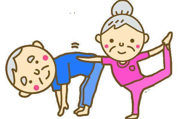 体力の付け方教えます~超高齢化社会を乗り切る病気予防を目指す運動