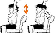 三頭筋を伸ばす~上腕(二の腕)の後ろ側の筋肉を鍛える運動