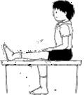 ハムストリングを伸ばす~大腿の背側にある筋肉を伸ばす運動