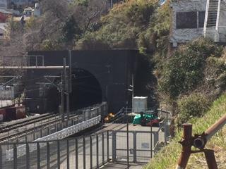 新丹那トンネル