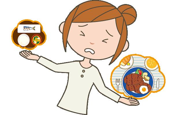 食事バランスの見直し!肥満、高血圧→メタボ~健康リスク回避の基本