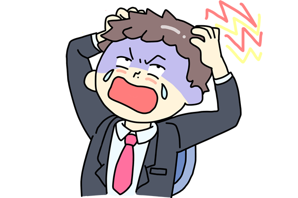 ストレスが影響する病気かも~はっきりした原因がない心身の不調チェック