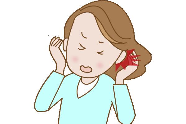 大人の耳だれの原因は中耳炎?ちょっと待った耳掃除!耳のトラブル大人編