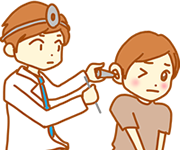 なかなか治らない大人の耳だれ、専門医の受診をおすすめします
