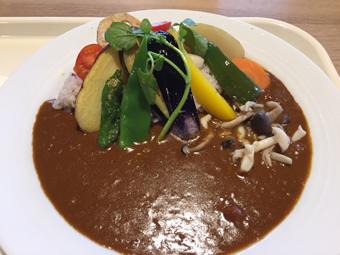 軽井沢野菜のカレー