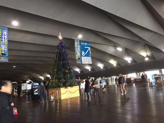 国際旅客ターミナルロビー
