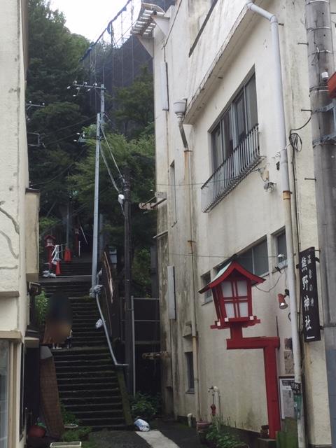 熊野神社 富士屋ホテル