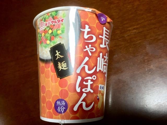 マルタイ 長崎ちゃんぽん 太麺