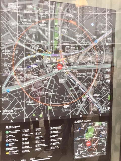 渋谷は大変身中。もうすぐ完成に