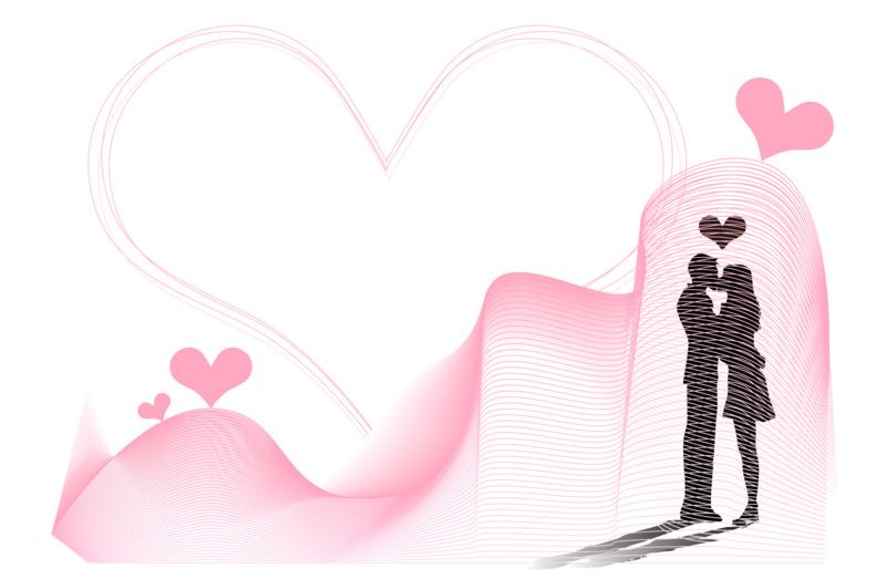 個別「結婚式用フレーム」の ... : メッセージカード フリー素材 : カード