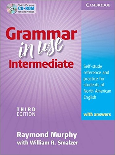 Grammar in Use Intermediate cover