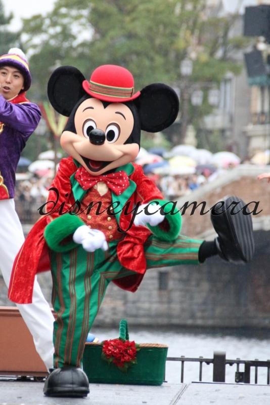パーフェクト・クリスマス-ミッキー