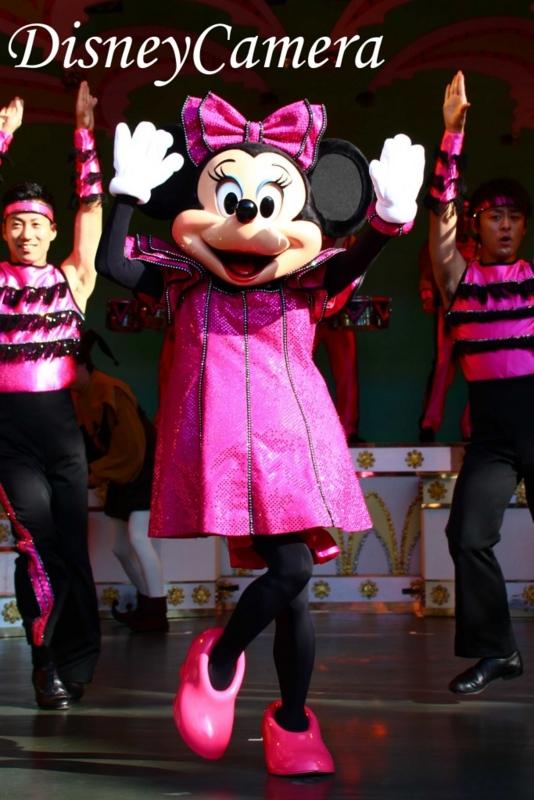 ミニー・オー!ミニー/ピンク