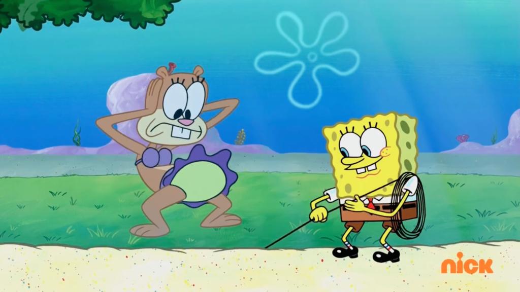 スポンジ ボブ サンディ サンディ・チークス Spongebob