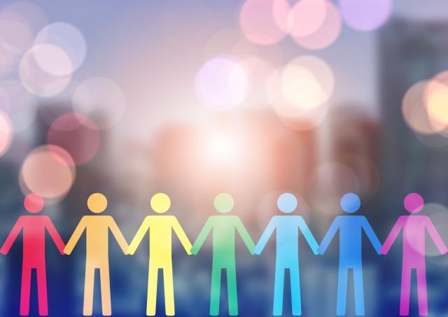 common humanityや共存社会のイメージ