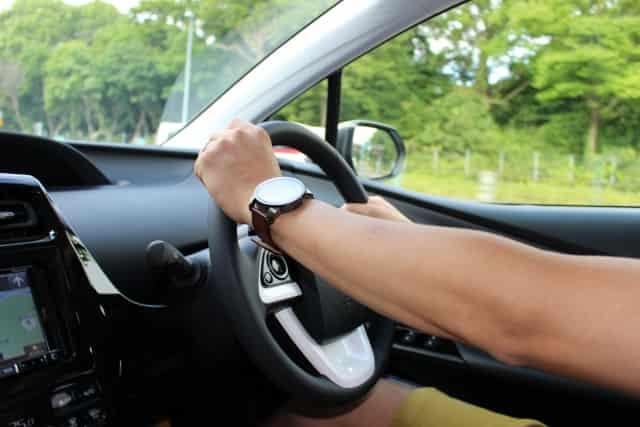 ドライブの眠気覚ましにノーズミントは最適